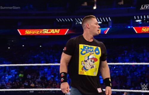 John Cena Bad WWE Departure Rumor Leaks