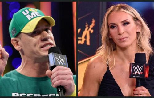 Charlotte Flair Drops John Cena Bombshell