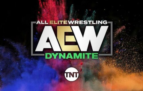 Former AEW Champion 'Gone' After Dynamite?