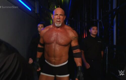 Goldberg Extended WWE Contract Leaks
