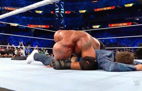 Goldberg 'Embarrassing' SummerSlam Botch Leaks