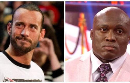 Bobby Lashley Leaks CM Punk Title Match News