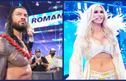Roman Reigns 'Angers' Charlotte Flair Backstage?