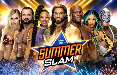 WWE SummerSlam Main Event Match Canceled?