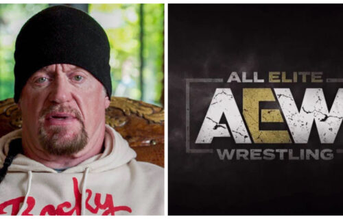 Undertaker Bold Message To Top AEW Star Leaks