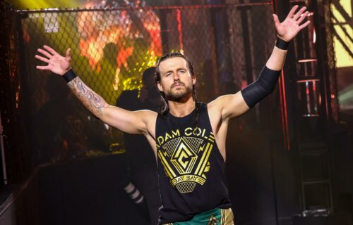 Adam Cole Emotional Message To WWE Star Leaks