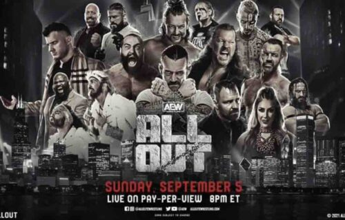 Former WWE Champion To Debut At AEW All Out