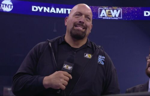 Big Show 'Embarrassing' AEW Rumor Leaks