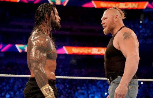 Brock Lesnar 'Removed' From WWE Smackdown