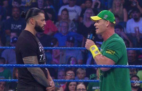 John Cena Posts Interesting Roman Reigns Photo