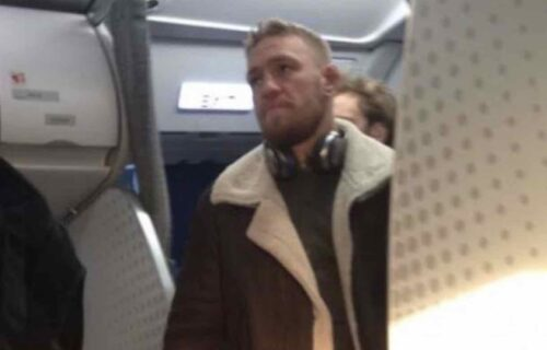 Conor McGregor 'Drug Meltdown' At VMAs Leaks