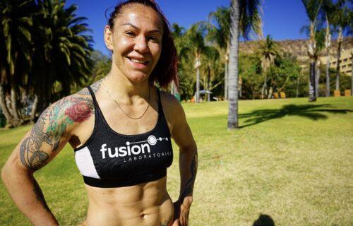 Cris Cyborg Swimsuit Photo Stuns Bellator Fans