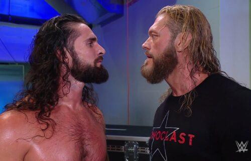 Edge vs. Seth Rollins SummerSlam Winner Leaks?