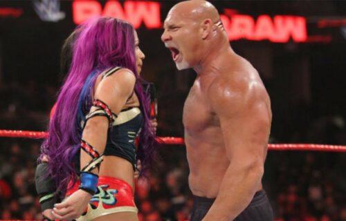 Sasha Banks 'Humiliates' Goldberg In Video