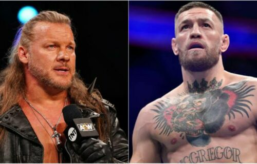 Conor McGregor 'Ripped Off' After Chris Jericho Match