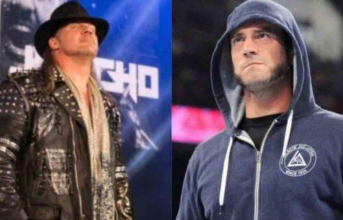 Chris Jericho Leaks Cryptic CM Punk Message