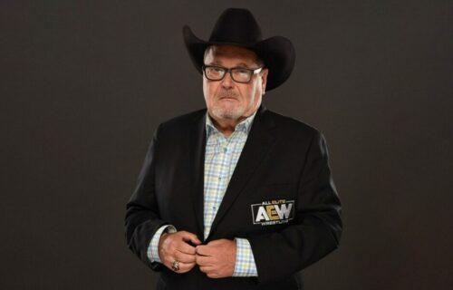Jim Ross Posts Heartbreaking Cancer Test Photo
