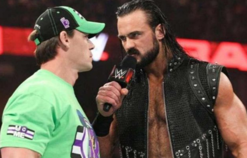 Drew McIntyre 'Furious' With John Cena Raw Botch?