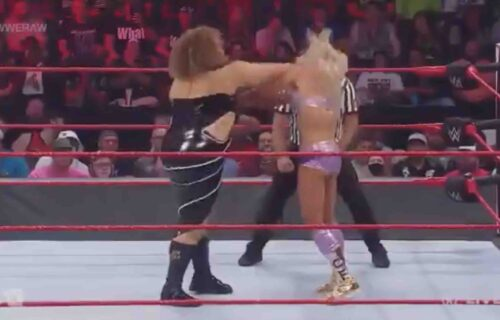 Nia Jax Gets In 'Real Fight' With Charlotte Flair