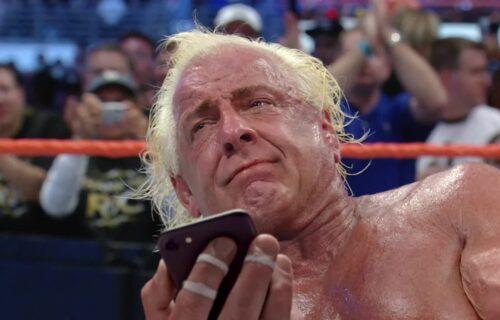 Ric Flair Posts Emotional Photo: 'Praying For Triple H'