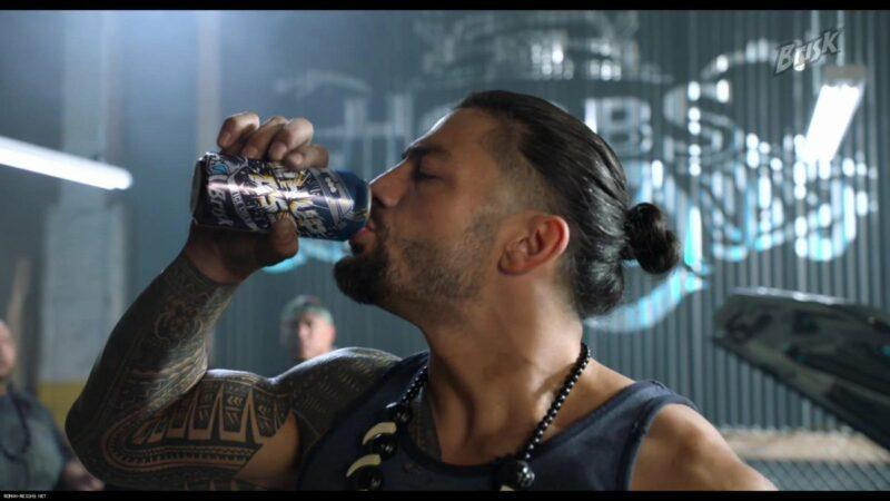 roman reigns beer