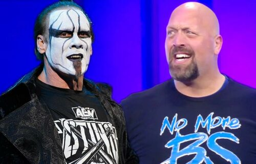Sting & Big Show Huge AEW Matches Revealed