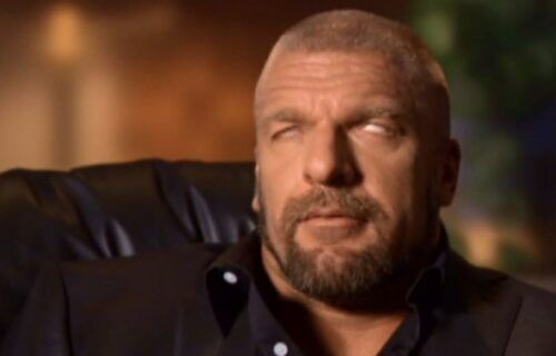 Triple H 'Embarrassed' By Biggest AEW Name