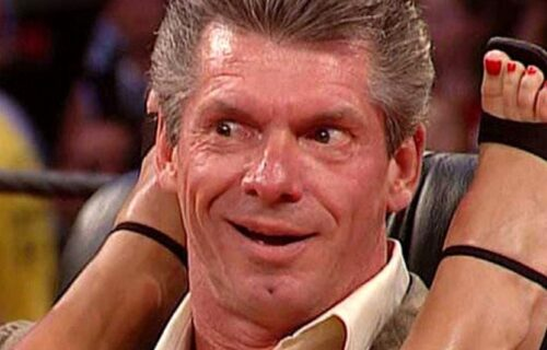 Vince McMahon Mom Spotted With WWE Star