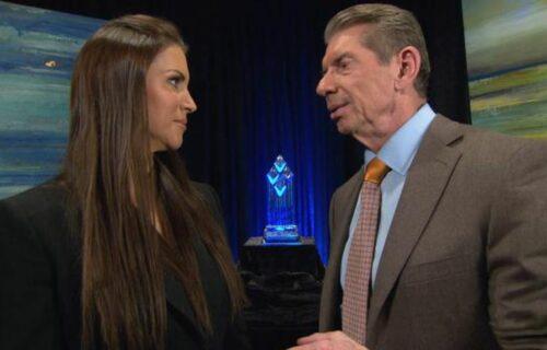 Vince McMahon 'Creepy' Stephanie Kiss Story Leaks