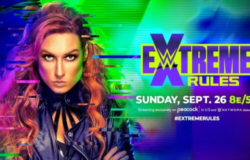 WWE Extreme Rules 'Ruined' By Peacock