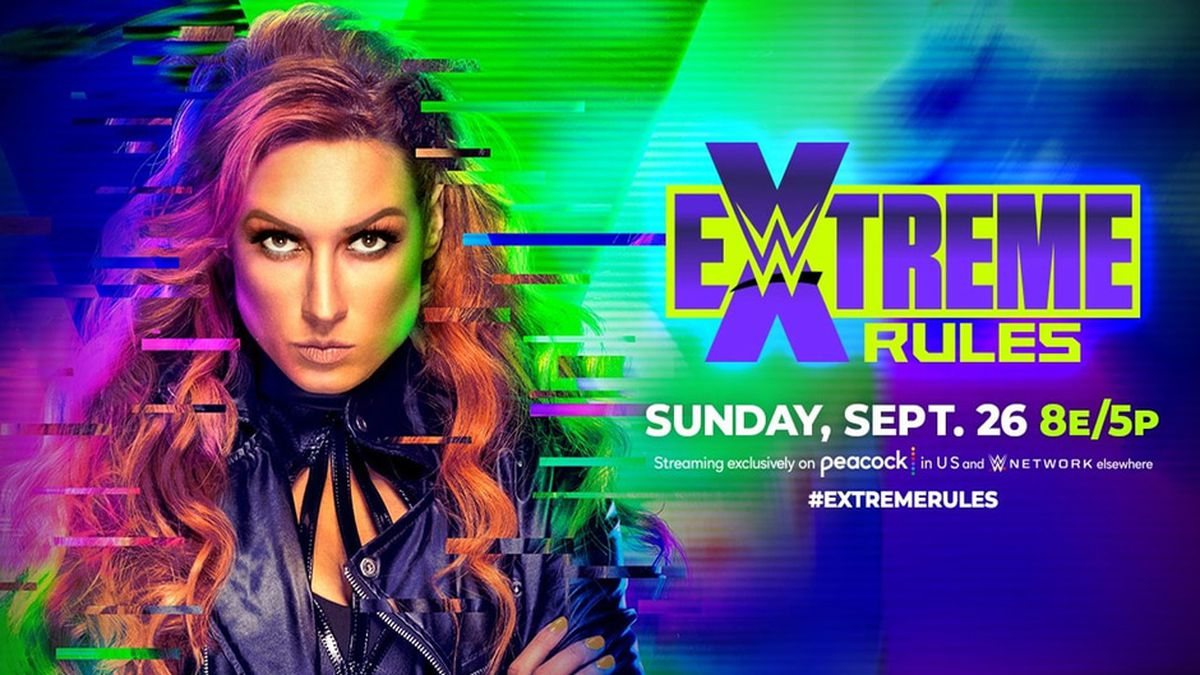WWE Extreme Rules 'Ruined' By Peacock - Wrestling-Edge.com