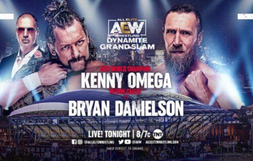 AEW Dynamite: Grand Slam Results Sept. 22: Omega vs. Danielson