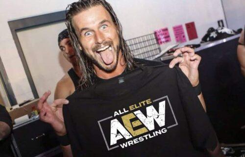 WWE Star Joining Adam Cole In AEW?