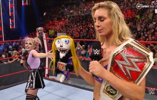 Charlotte Flair Bad Dressing Room Rumor Leaks