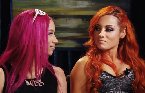 Becky Lynch Drops Sasha Banks Bombshell