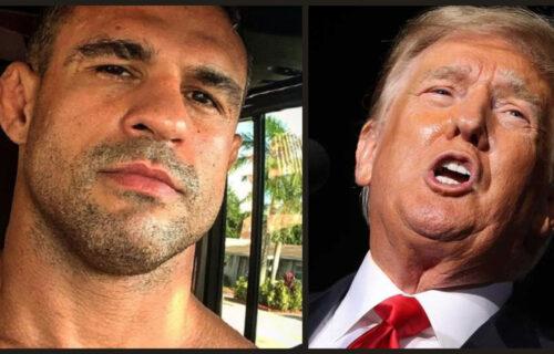 Vitor Belfort Sends Bold Message To Donald Trump