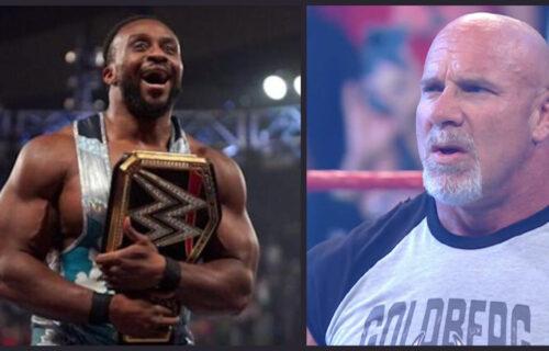 Goldberg vs. Big E Sad Rumor Leaks