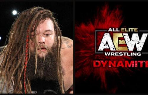 Bray Wyatt Drops Bombshell Before AEW Dynamite