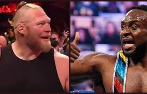 Big E & Brock Lesnar Bombshell Leaks