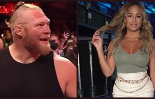 Kayla Braxton Drops Brock Lesnar Bombshell