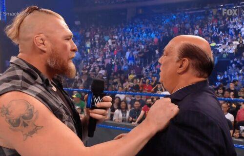 Paul Heyman Drops Brock Lesnar UFC Return Bombshell