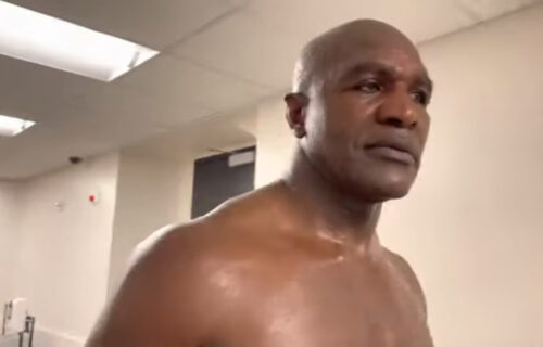Evander Holyfield Truth About Steroids Leaks