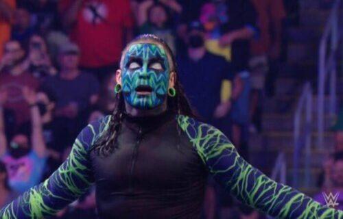 Jeff Hardy 'Embarrassing' Raw Botch Revealed