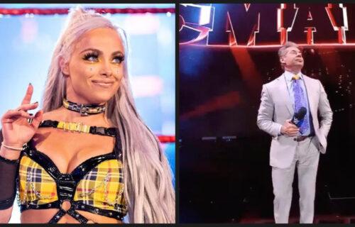 Vince McMahon & Liv Morgan Bombshell Leaks