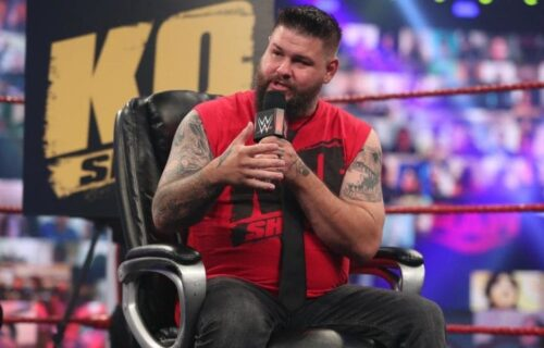 Kevin Owens AEW Debut Date Revealed?