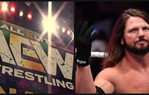 AEW Star 'Furious' With AJ Styles Insult