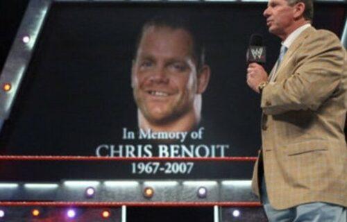 Vince McMahon Stuns Chris Benoit Fans