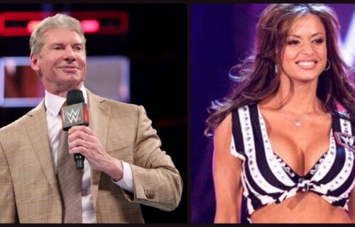 Candice Michelle Sends Bold Message To Vince McMahon