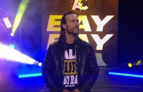 WWE Top Star Calls Adam Cole 'Scumbag'