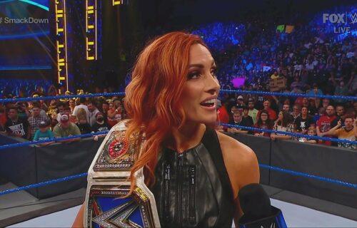 WWE 'Sabotage' Becky Lynch With Fake Boos